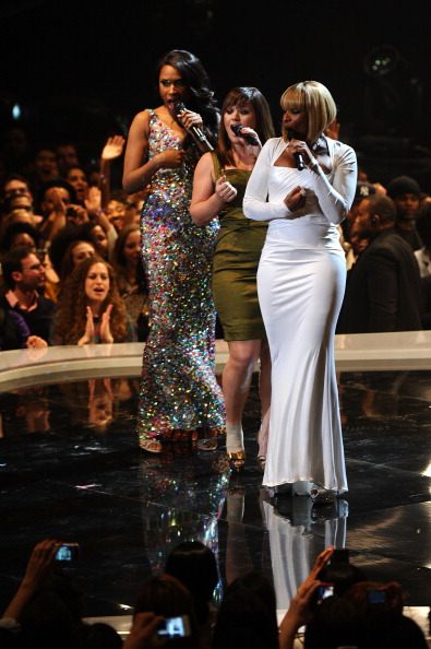 Грандиозное шоу VH1 Divas Celebrates Soul прошло в Нью-Йорке. Фото: Jemal Countess/Getty Images for Vh1