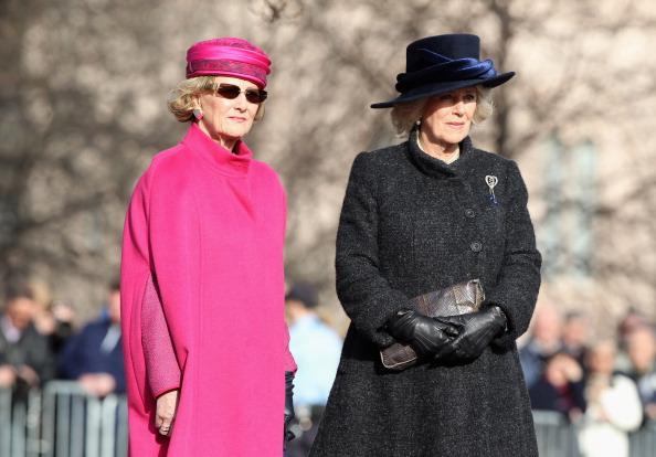 Камилла, герцогиня Корнуэльская, и  принц Чарльз посетили Норвегию. Фоторепортаж. Фото: Chris Jackson/Getty Images