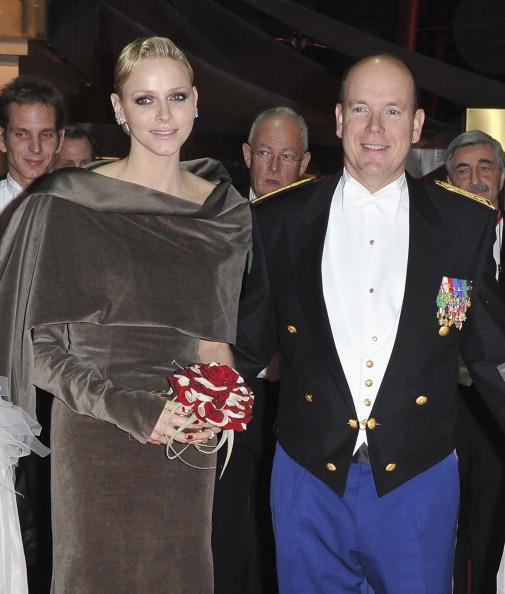 Принцесса Монако Шарлин в Национальный день Монако. Фото: Cardinale - PLS Pool /Pascal Le Segretain/Getty Images