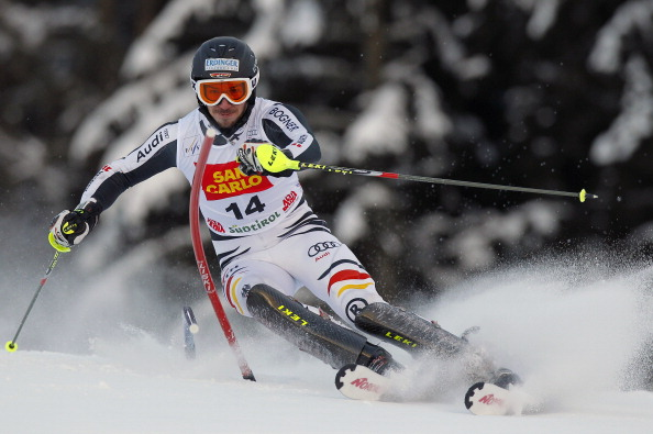 Cлалом  Audi FIS горнолыжного Кубка мира. Фоторепортаж из Альта Бадиа. Фото: Alexis Boichard/Agence Zoom/Getty Images