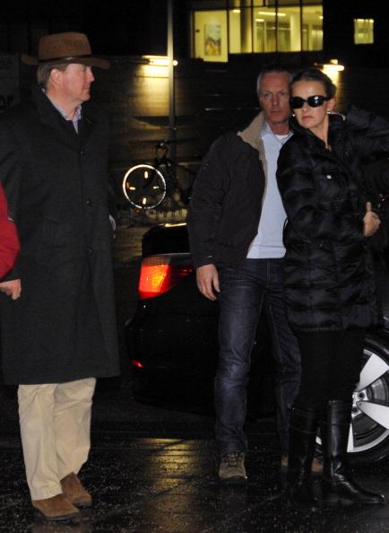 Виллем-Александр навестил своего брата, принца Йохана Фризо, в больнице в Инсбруке. Фоторепортаж. Фото: Daniel Liebl/Getty Images