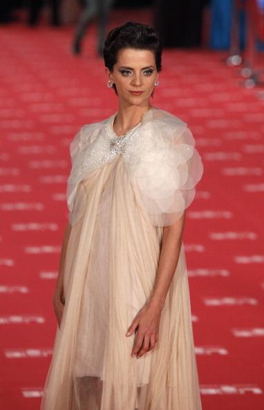 Знаменитости на церемонии Goya Cinema Awards 2012 в Мадриде. (Macarena Gomez). Фоторепортаж. Фото: Pablo Blazquez Dominguez/Getty Images