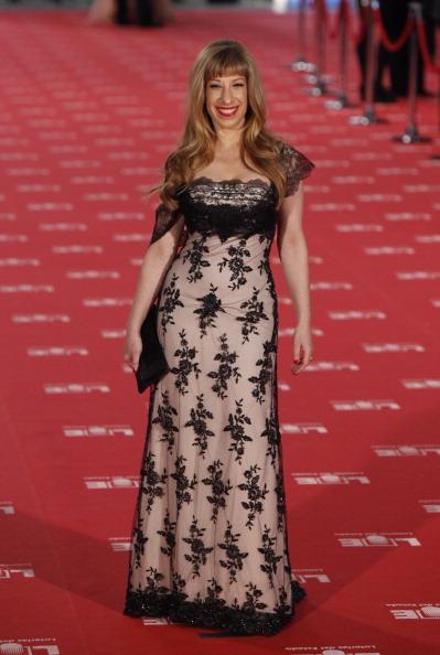 Знаменитости на церемонии Goya Cinema Awards 2012 в Мадриде. (Natalie Seseсa). Фоторепортаж. Фото: Pablo Blazquez Dominguez/Getty Images