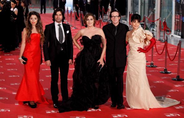 Знаменитости на церемонии Goya Cinema Awards 2012 в Мадриде. Фоторепортаж. Фото: Pablo Blazquez Dominguez/Getty Images