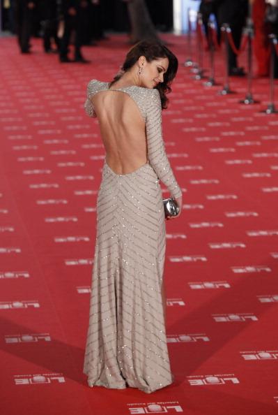 Знаменитости на церемонии Goya Cinema Awards 2012 в Мадриде. (Mar Saura). Фоторепортаж. Фото: Pablo Blazquez Dominguez/Getty Images