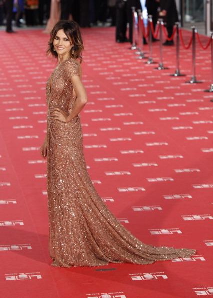 Знаменитости на церемонии Goya Cinema Awards 2012 в Мадриде. (Goya Toledo). Фоторепортаж. Фото: Pablo Blazquez Dominguez/Getty Images