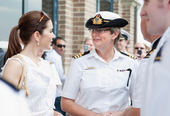 Фоторепортаж о принце и принцессе Дании на второй день в Сиднее. Фото: Dean Craig Greenhill /Lewins-Pool/Getty Images /ABIS Lee-Anne Mack/Royal Australian Navy via Getty Images