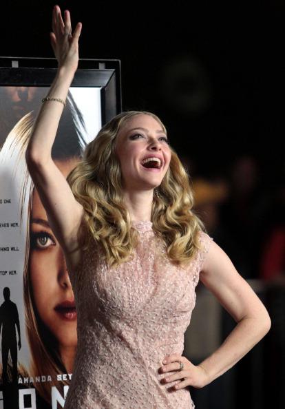 Аманда Сейфрид на премьере фильма «Унесенные» в Голливуде. Фоторепортаж. Фото: Frederick M. Brown/Getty Images