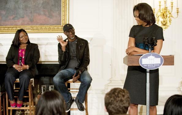 Мишель Обама на блюз-концерте в Белом доме. Фоторепортаж и видео. Фото: Win McNamee/Getty Images