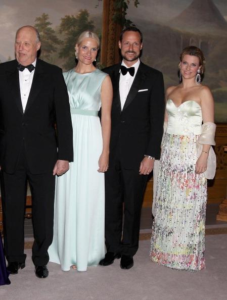 На банкете в Норвежском королевском дворце. Фоторепортаж. Фото: Chris Jackson/Getty Images