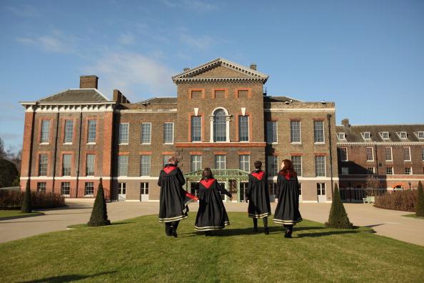 Кенсингтонский дворец в Лондоне открывается после реконструкции. Фоторепортаж. Фото: Oli Scarff/Getty Images