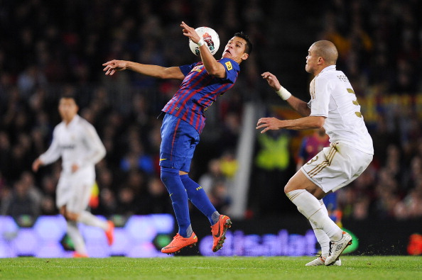 «Барселона»  проиграла  «Реалу» со счетом  2:1. Фоторепортаж с матча.  Фото: Denis Doyle/Getty Images