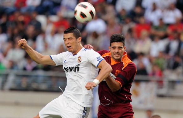 Криштиану Роналду установил новый рекорд в истории турнира La-Primera.  Фоторепортаж с матча. Фото: Denis Doyle/Getty Images
