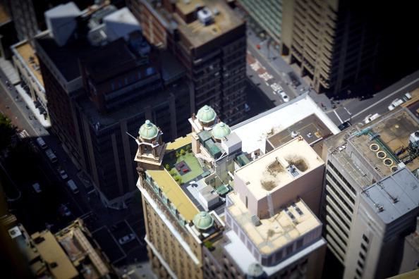 Вид  со смотровой площадки Sydney Tower Eye в Сиднее. Фоторепортаж. Фото: Eugene Tan/Hausmann Communications via Getty Images
