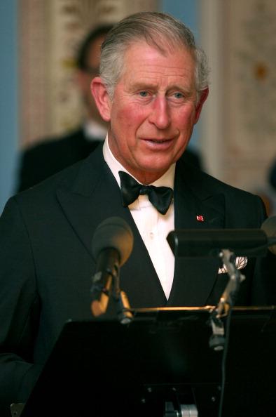 Принц Чарльз на банкете в Норвежском королевском дворце. Фоторепортаж. Фото: Chris Jackson/Getty Images