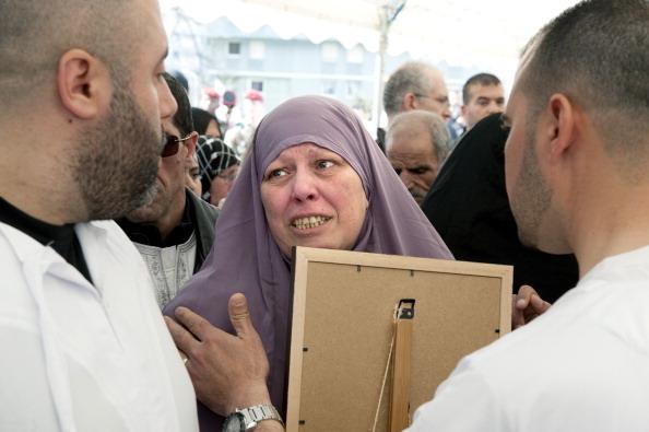 Тулузский террорист был убит во время штурма. Фоторепортаж с места происшествия. Фото: PASCAL PAVANI,PHILIPPE MERLE/AFP/Getty Images