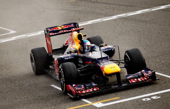 «Формула-1». В Гран-при Бахрейна победил Себастьян Феттель. Фоторепортаж. Фото: Clive Mason/Getty Images