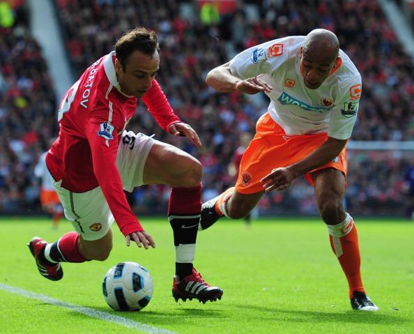 Фоторепортаж с   матча между командами «Манчестер Юнайтед»  и  «Блэкпул». Фото:  Shaun Botterill /Dean Mouhtaropoulos/Getty Images