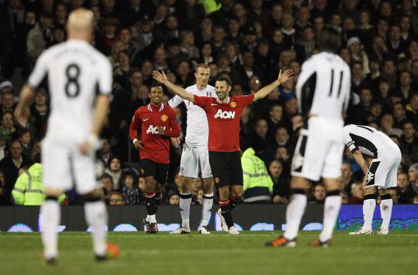 «Манчестер Юнайтед»  разгромил «Фулхэм» - 5:0. Фоторепортаж  с матча. Фото: Clive Rose/Getty Images