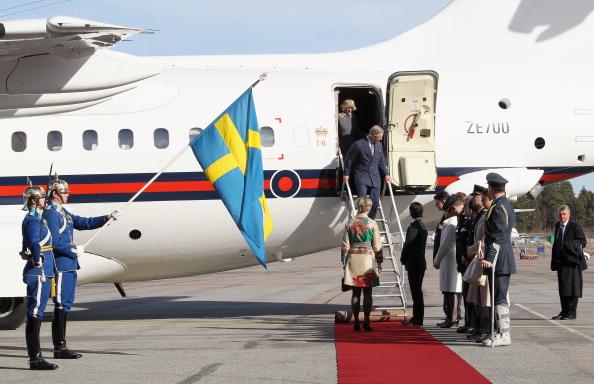 Камилла, герцогиня Корнуольская, и принц Чарльз в Швеции посетили молодежный центр Fryshuset. Фоторепортаж. Фото: Chris Jackson-WPA Pool/Getty Images