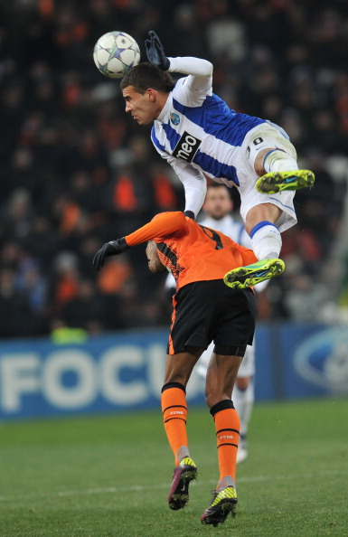 «Шахтер» проиграл «Порту» со счетом 0:2. Фоторепортаж и видео с матча. Фото:  SERGEI SUPINSKY/AFP/Getty Images