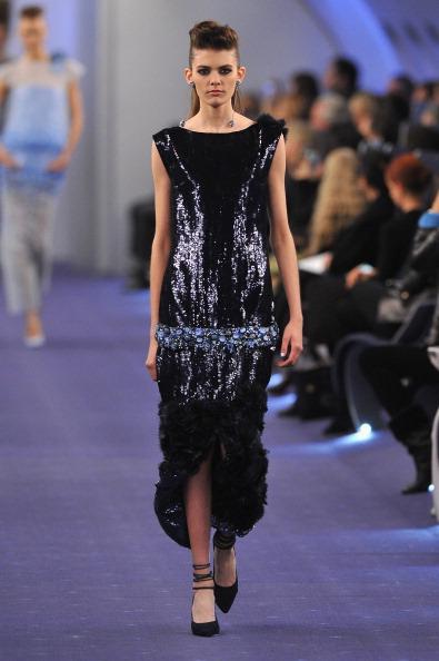 Chanel на неделе высокой моды  в Париже.  Фоторепортаж. Фото: Pascal Le Segretain/Getty Images
