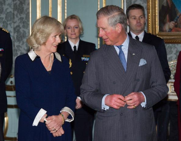 Камилла и принц Чарльз встретились с королевской семьей Швеции. Фоторепортаж. Фото: Chris Jackson/Getty Images
