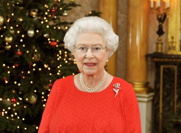 Королева Елизавета II перед Рождеством. Фото: John Stillwell - WPA Pool/Getty Images