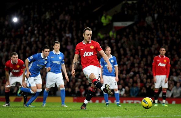 «Манчестер Юнайтед»  разгромил «Уиган» - 5:0. Фоторепортаж и видео с матча. Фото: Alex Livesey/Getty Images