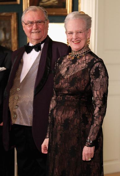 Принц-консорт и королева Дании Маргарет II в королевском дворце в Дании. Фоторепортаж. Фото: Chris Jackson - Pool/Getty Images