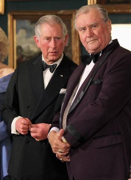 Принц Чарльз ринц-консорт Хенрик Дании в королевском дворце в Дании. Фоторепортаж. Фото: Chris Jackson - Pool/Getty Images