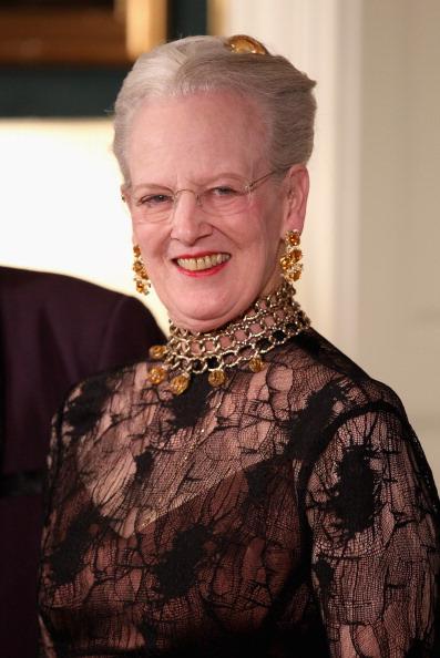 Королева Дании Маргарет II в королевском дворце в Дании. Фоторепортаж. Фото: Chris Jackson - Pool/Getty Images