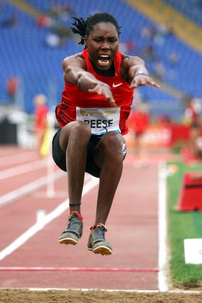 Фоторепортаж с итальянского турнира «Бриллиантовая лига».  Ямайский спринтер Усейн Болт выиграл стометровку.  Фото:  Paolo Bruno/Getty Images