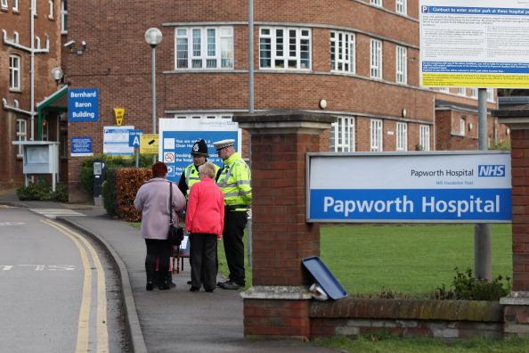 Больница Papworth, в которой пребывал принц Филипп, герцог Эдинбургский во время операции  стентирования на сердце. Фоторепортаж. Фото: Oli Scarff/Getty Images