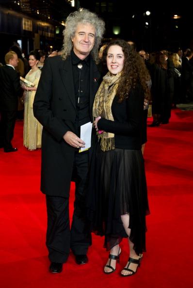 Знаменитости на презентации 3D фильма Hugo  в королевской студии в Лондоне. Фото: Ian Gavan/Getty Images