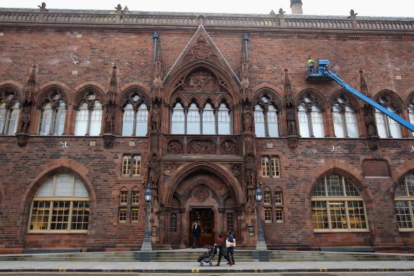 Национальная портретная галерея открылась в Эдинбурге после реставрации. Фото:  Jeff J Mitchell/Getty Images