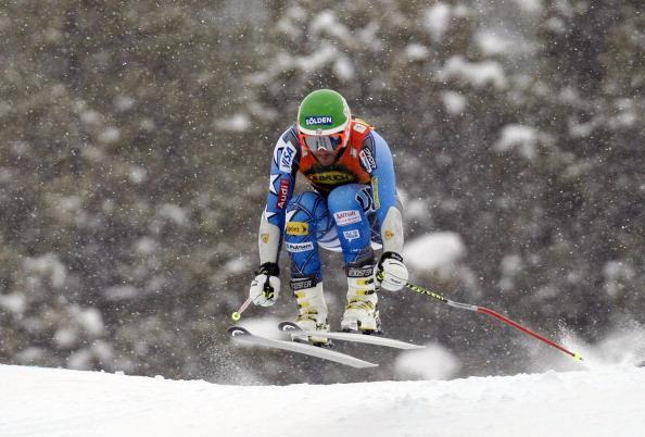 Фоторепортаж c Кубка мира по горнолыжному спорту SuperG Audi FIS среди мужчин. Фото: Alexis Boichard/Agence Zoom/Getty Images