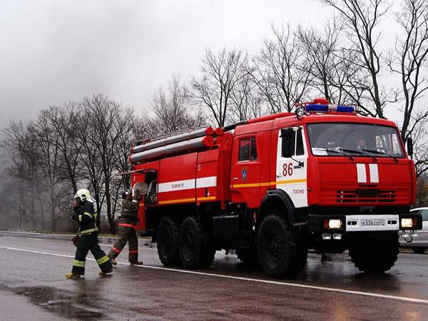 ДТП в Кингисеппском районе унесло жизни восьми человек, десять пострадало. Фото с сайта МЧС России по Ленинградской области