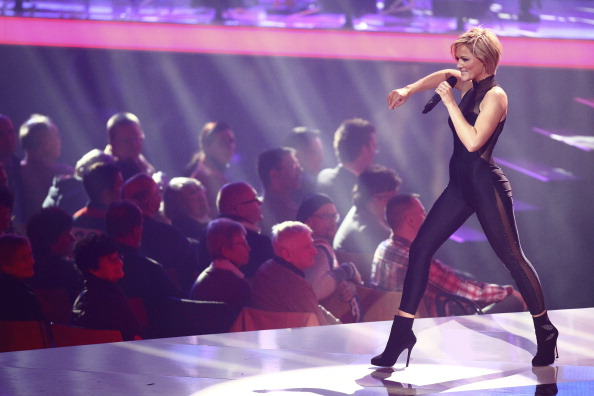 Грандиозное шоу Хелены Фишер  прошло в Берлине. Фоторепортаж.  Фото: Andreas Rentz/Getty Images