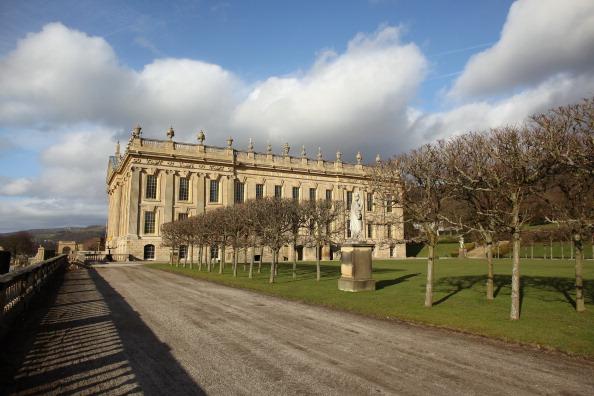 Выставка скульптур Энтони Каро  открылась в  императорском дворце  Chatsworth House. Фото: Oli Scarff/Getty Images