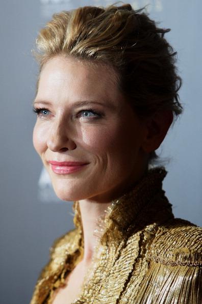 Знаменитости на церемонии награждения AACTA в Сиднее. Кейт Бланшет (Cate Blanchett). Фоторепортаж. Фото: Lisa Maree Williams/Getty Images