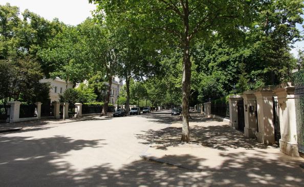 Улица Кенсингтон-Парк Гарденс. Фото: Oli Scarff/Getty Images