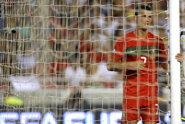ЕВРО-2012. Сборная Португалии выиграла  у Норвегии - 1:0. Фоторепортаж из  Лиссабона. Фото: Denis Doyle/Getty Images