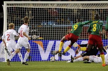 Товарищеский футбольный матч Россия -  Камерун состоится сегодня 7 июня Фото: Andreas Rentz/Bongarts/Getty Images
