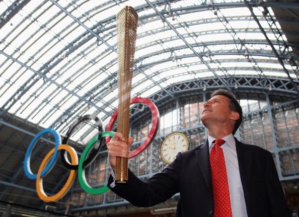 Олимпийского огня олимпиады лондон 2012