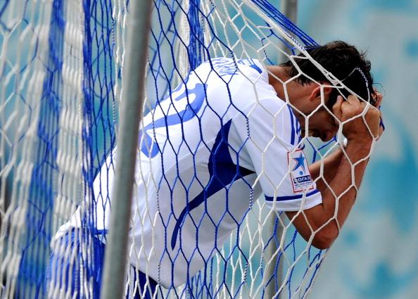 Фоторепортаж с матча: московское «Динамо»  выиграло у «Томи»  3:0. Фото: Dmitry Korotayev/Epsilon/Getty Images