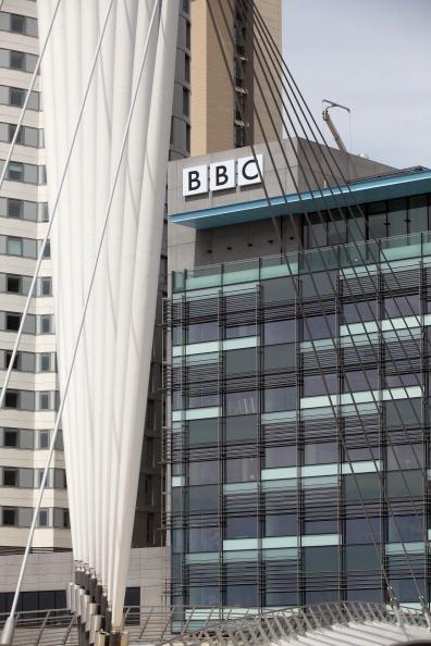 Би-би-си  переселяется в новый комплекс Медиа-Сити в Солфорде. Фото:  Christopher Furlong/Getty Images