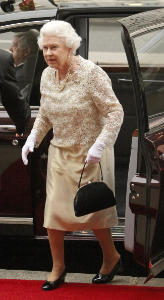 Королева Елизавета II и герцог Эдинбургский посетили ужин в компании Worshipful. Фото: Dominic Lipinski - WPA Pool/Getty Images