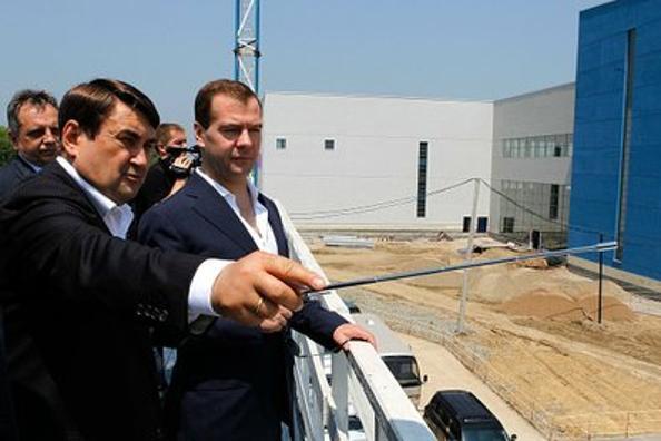 Дмитрий Медведев в Приморье провел совещание по подготовке к саммиту АТЭС-2012. Фото с сайта kremlin.ru