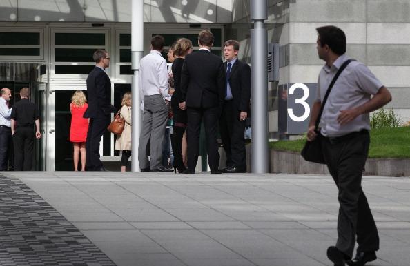 Джеймс Мердок объявил о закрытии самой тиражной газеты News of the World. Фото:  Peter Macdiarmid/Getty Images